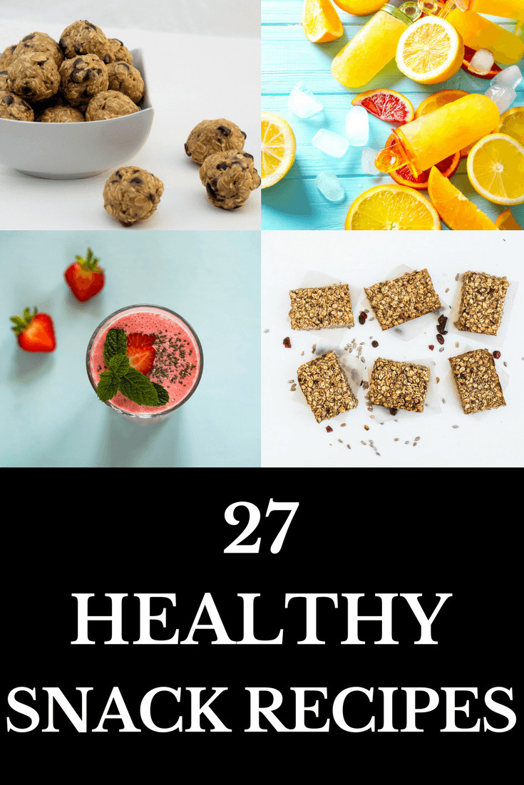 Healthy Fat Free Snacks  27 Easy & Healthy Snack Ideas for Moms & Kids Word to Your