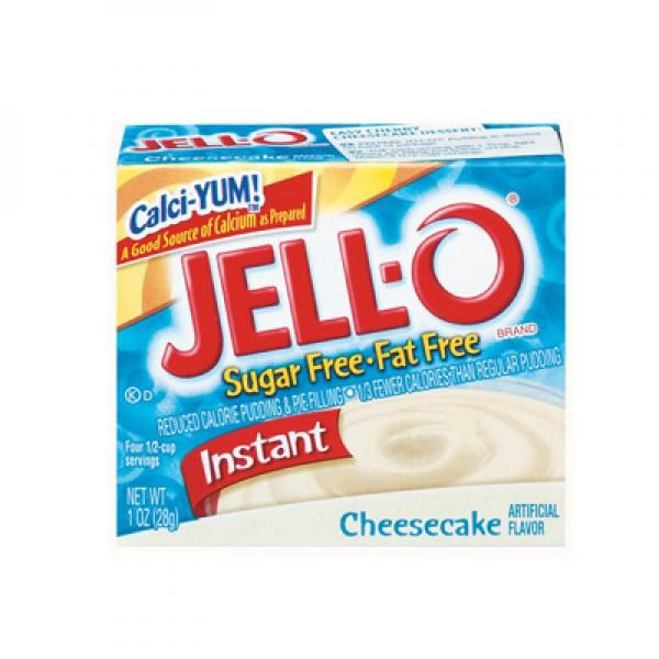 Healthy Fat Free Snacks  Healthy Snack Jell O Sugar Free Fat Free Instant