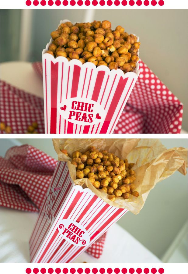 Healthy Fiber Snacks  Roasted chickpeas healthy low fat high fiber whole