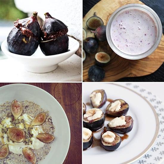 Healthy Fig Recipes  Healthy Fig Recipes