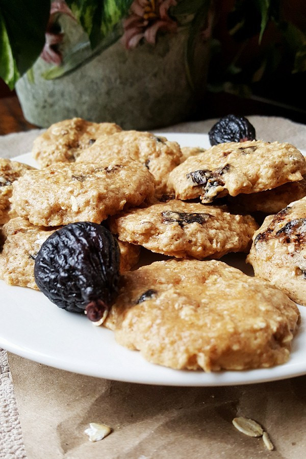 Healthy Fig Recipes  fig cookies healthy