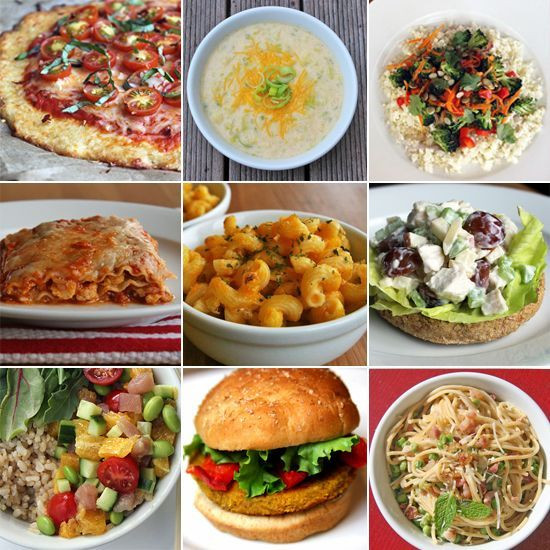 Healthy Filling Dinners  Lose Weight With These 50 Meals Under 500 Calories