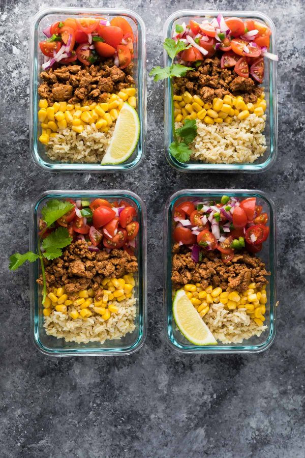 Healthy Filling Dinners  25 Healthy Meal Prep Ideas