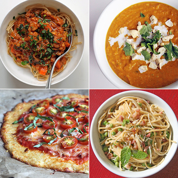 Healthy Filling Dinners top 20 Healthy Recipes and Meals Under 500 Calories
