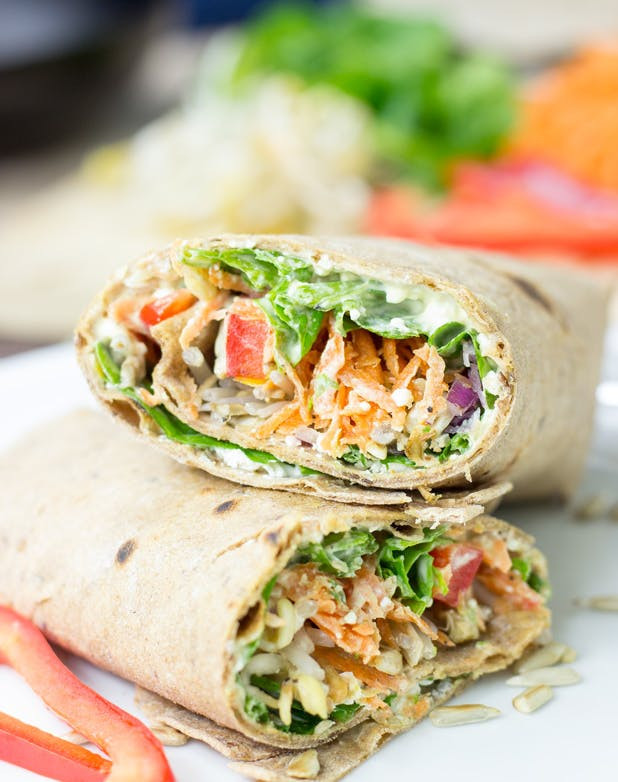 Healthy Filling Lunches For Work  Filling Low Calorie Lunches
