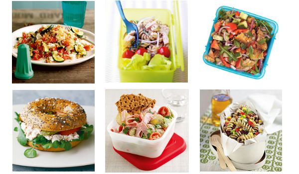 Healthy Filling Lunches For Work  9 midday meals to support your weight loss