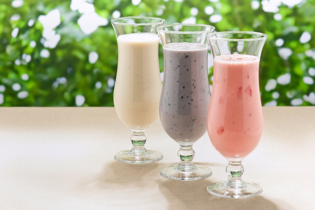 Healthy Filling Smoothies  WatchFit Four Tempting & Filling Smoothie bos