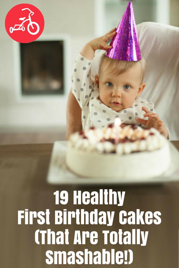 Healthy First Birthday Cake Alternatives  19 Healthy First Birthday Cakes