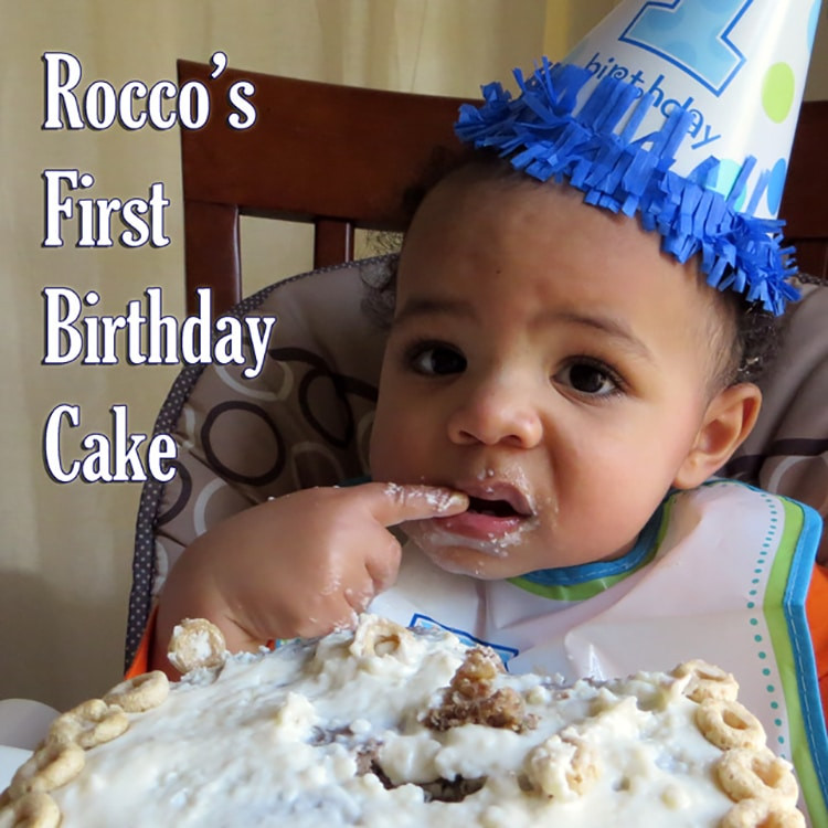 Healthy First Birthday Cake Alternatives  How to Make a Low Sugar All Natural First Birthday Cake