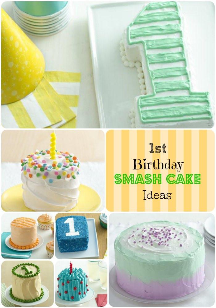 Healthy First Birthday Cake Alternatives  Baby 1st Birtday Cake