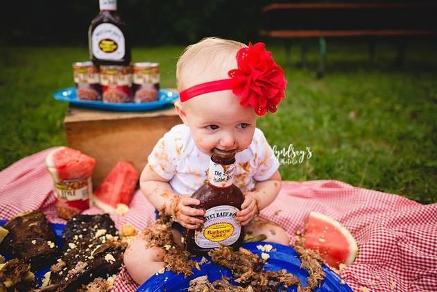 Healthy First Birthday Cake Alternatives  15 Cake Smash Alternatives for Baby s First Birthday