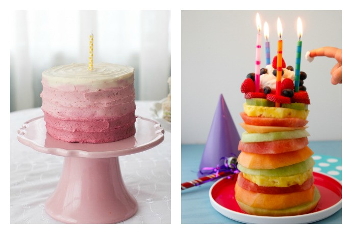 Healthy First Birthday Cake Alternatives  9 sweet but low sugar first birthday party treats
