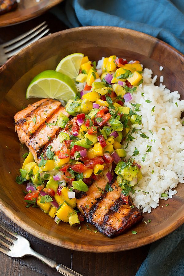 Healthy Fish Dinner Recipes  5 Healthy Summer Dinner Recipes To Eat Alfresco