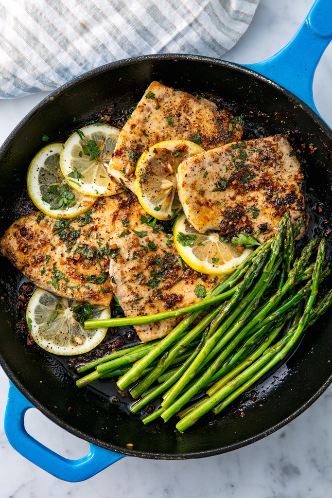 Healthy Fish Dinner Recipes  40 Healthy Seafood Recipes Easy Light Fish Recipes