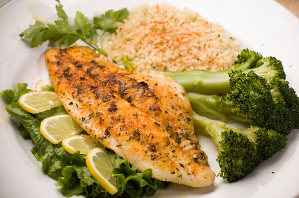 Healthy Fish Dinner Recipes  5 Fish recipes featuring trout
