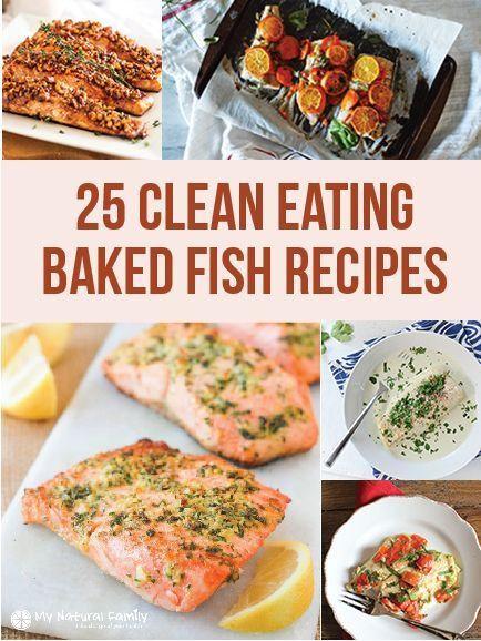 Healthy Fish Dinner Recipes  Best 25 Baked fish ideas on Pinterest