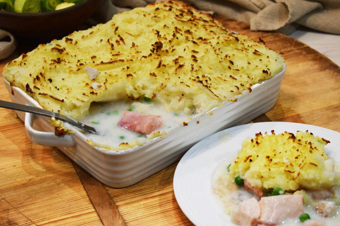 Healthy Fish Recipes  Easy Peasy Homemade Healthy Fish Pie Basement Bakehouse