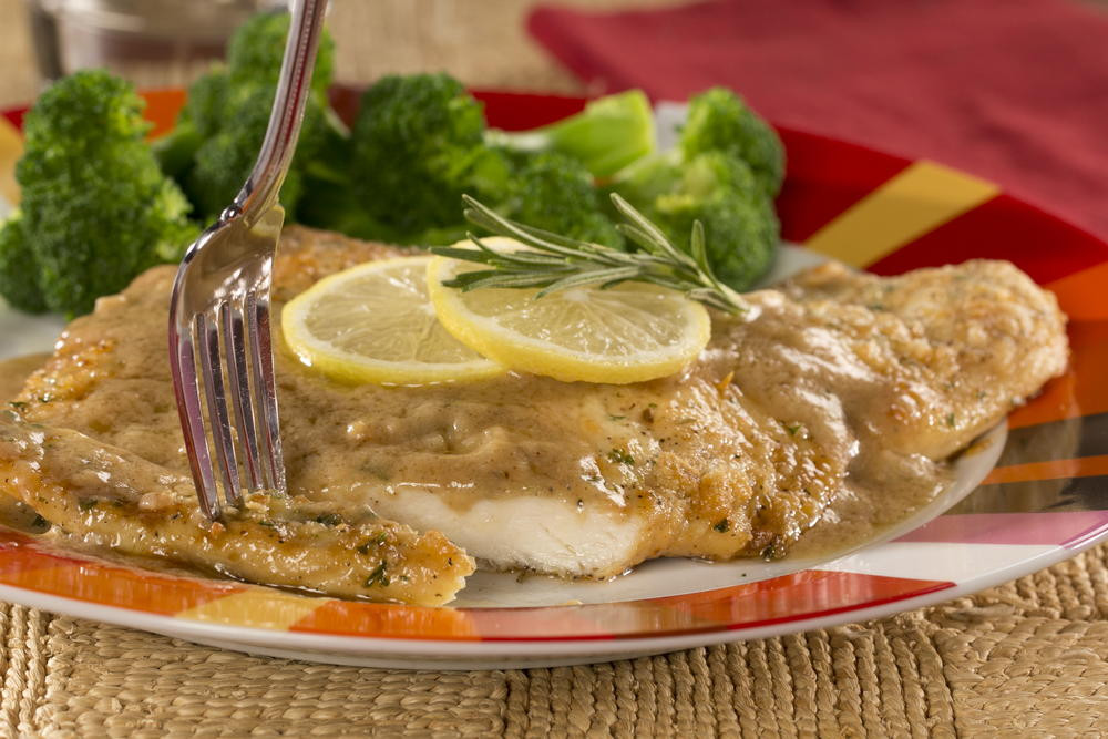 Healthy Fish Recipes For Two  Chicken Osamara