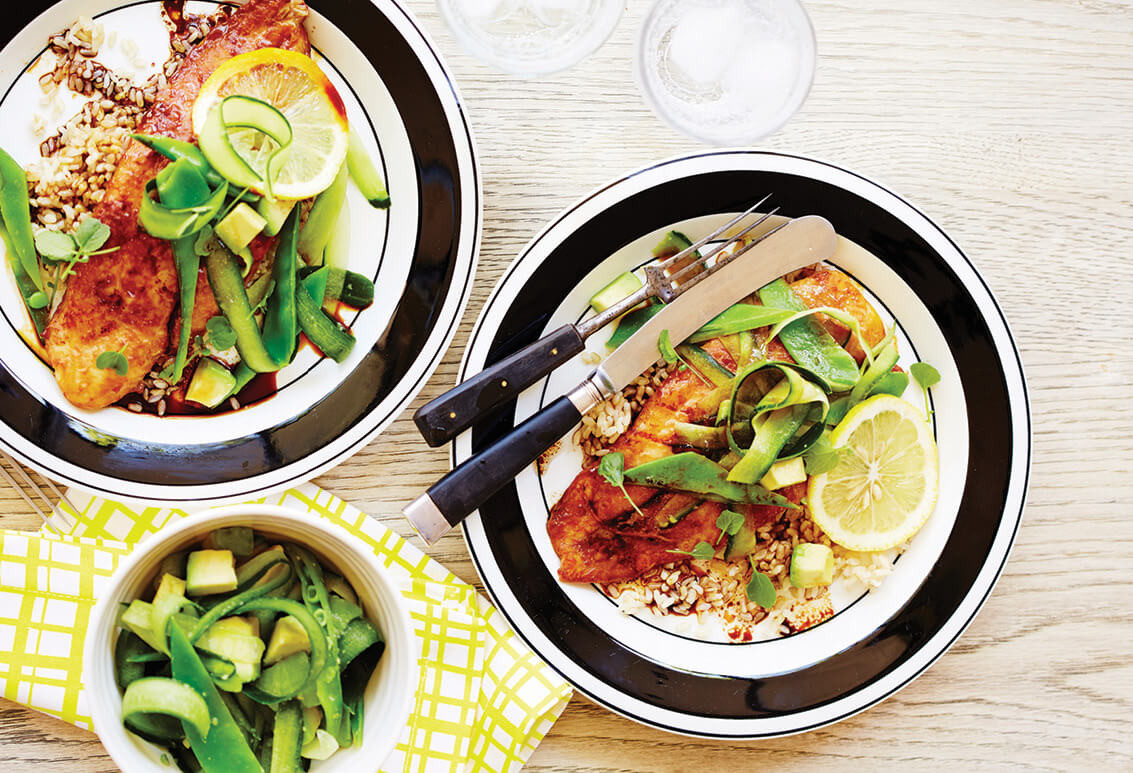 Healthy Fish Recipes For Two  2 Healthy Fish Recipes for Good Friday Move Nourish Believe