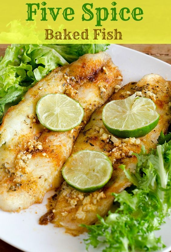 Healthy Fish Recipes For Two  Five Ways to Be a Happy Mom