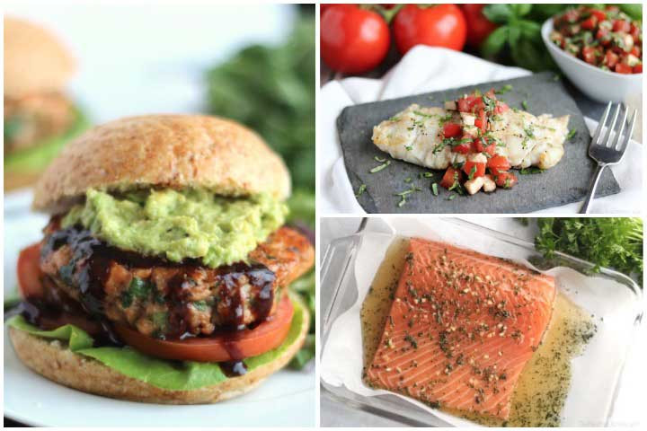 Healthy Fish Recipes For Two  Quick and easy healthy fish recipes Food easy recipes