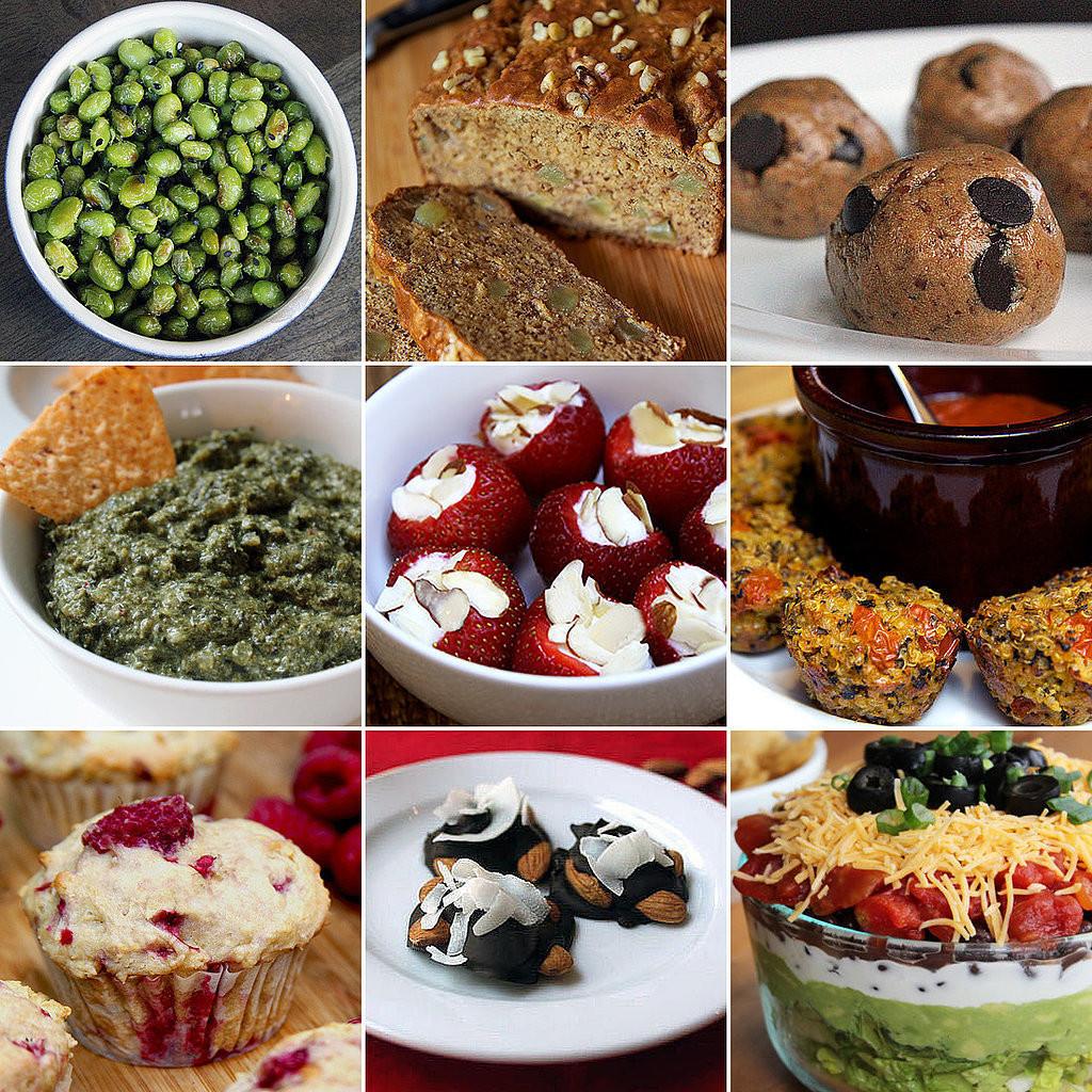Healthy Fitness Snacks  Pinterest Snacks