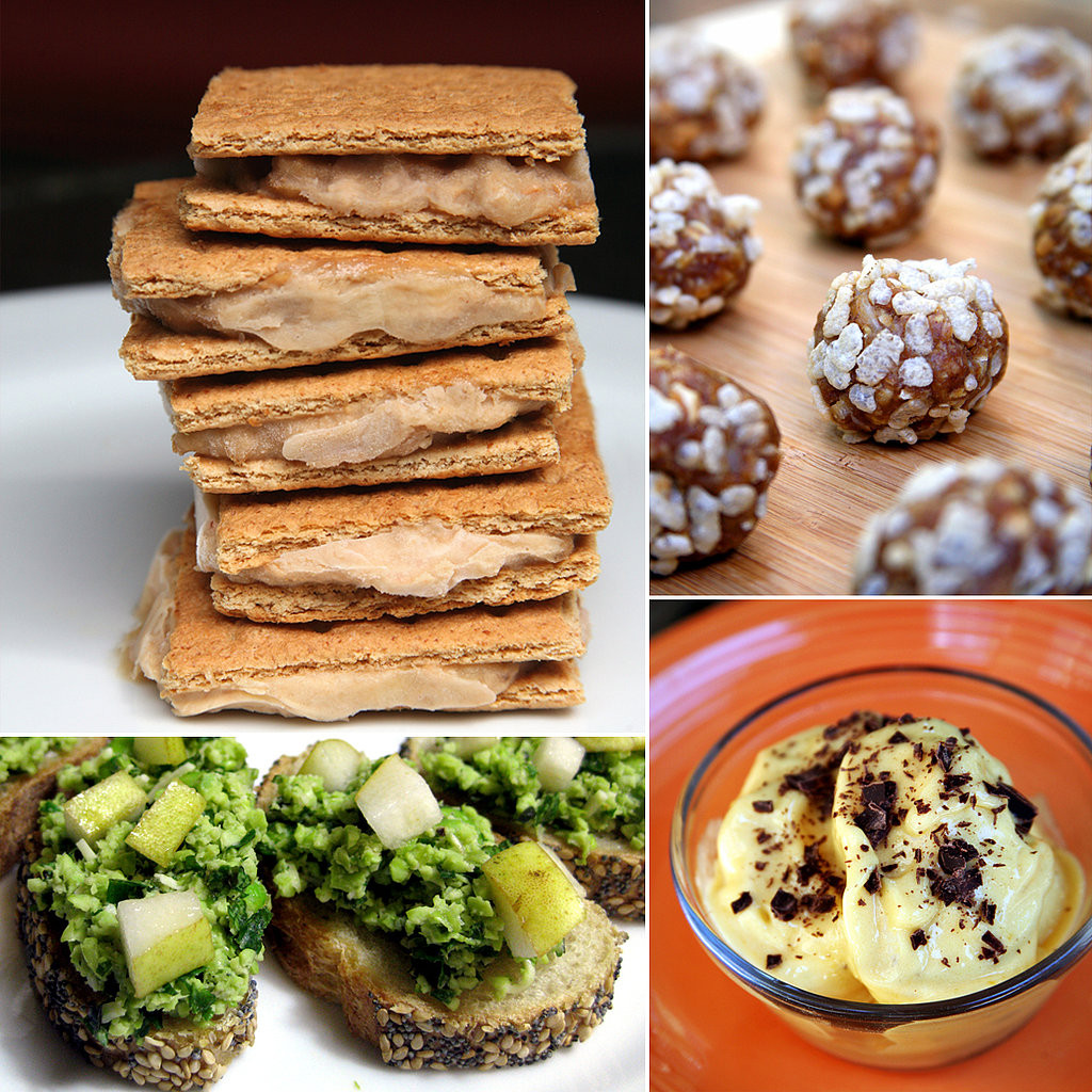 Healthy Fitness Snacks  150 Calorie Snack Recipes
