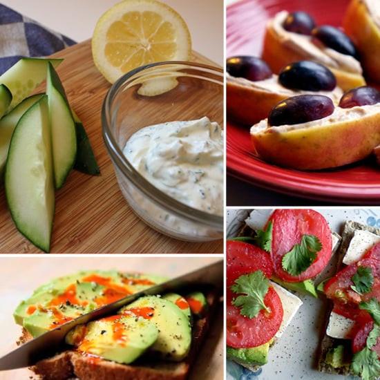 Healthy Fitness Snacks  Healthy Midmorning Snacks