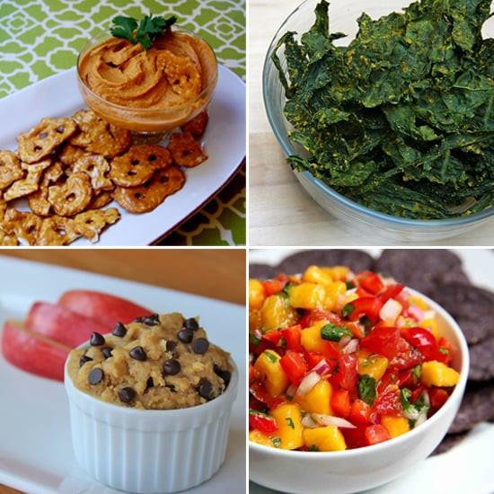 Healthy Fitness Snacks  Vegan Snack Recipes