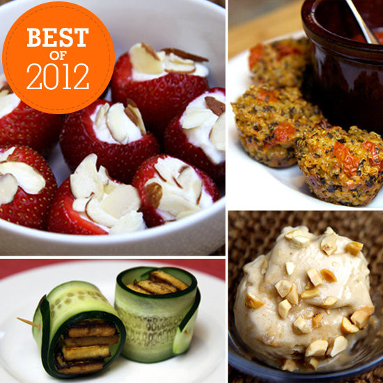 Healthy Fitness Snacks  Healthy Snack Recipes 2012