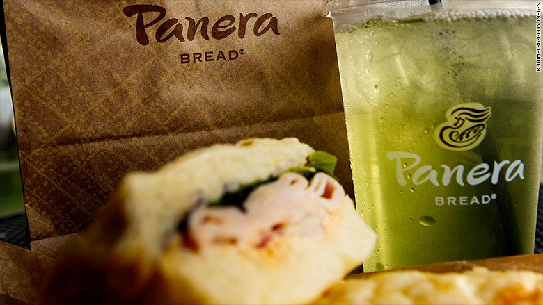 Healthy Food At Panera Bread  Panera Bread joins healthy food trend
