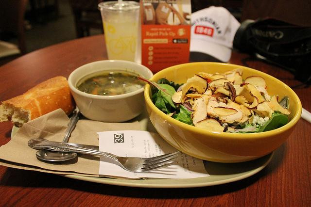 Healthy Food At Panera Bread  Panera Bread Removes Over 150 Artificial Ingre nts From