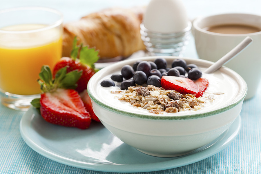 Healthy Food For Breakfast  Healthy Breakfast Foods With Protein