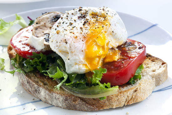 Healthy Food For Breakfast  Top 5 Healthy Breakfast Recipes for Weight Loss