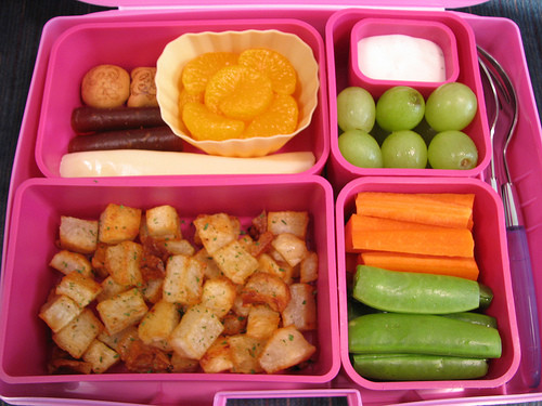 Healthy Food For School Lunches  Healthy School Lunches Dig This Design