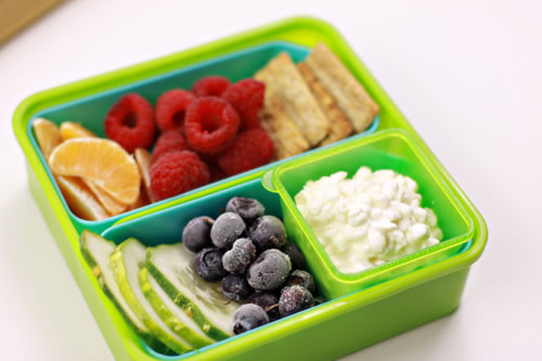 Healthy Food For School Lunches  Lunchroom Rules Tips for Packing a Healthy Lunchbox Non