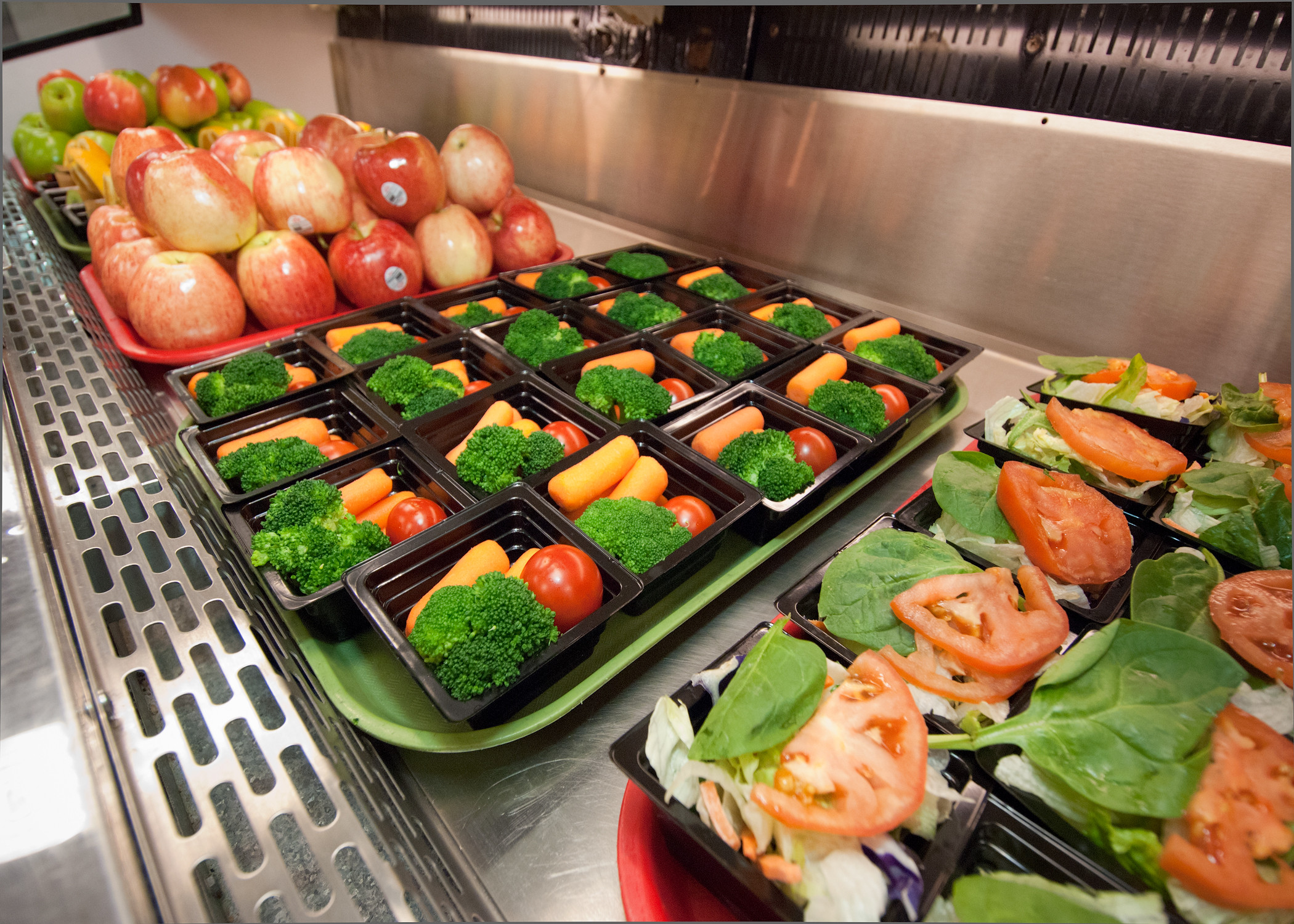 Healthy Food For School Lunches  The Stochastic Scientist School lunches not so bad