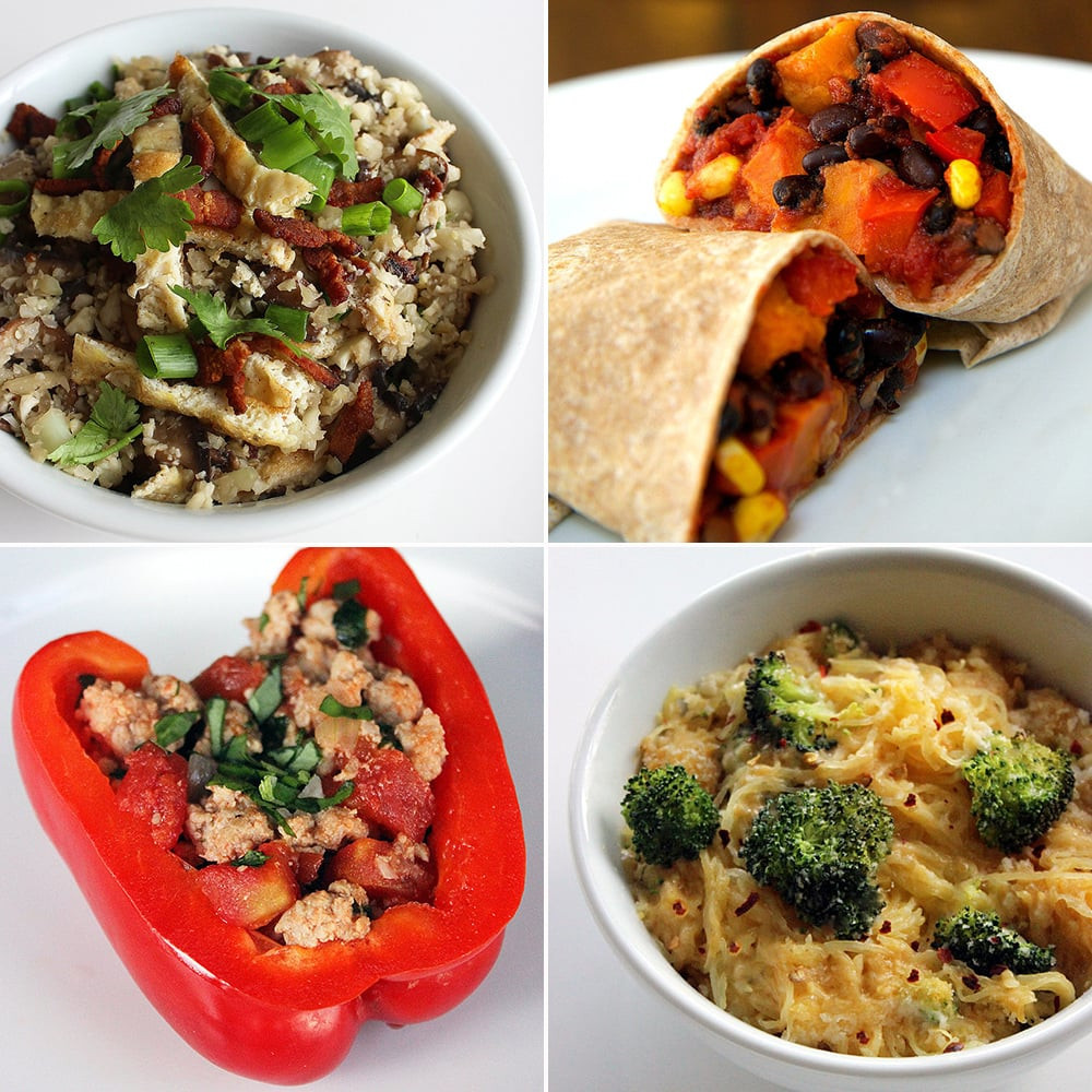 Healthy Food Recipes For Dinner  The 75 Healthy Dinners You Need in Your Recipe Arsenal