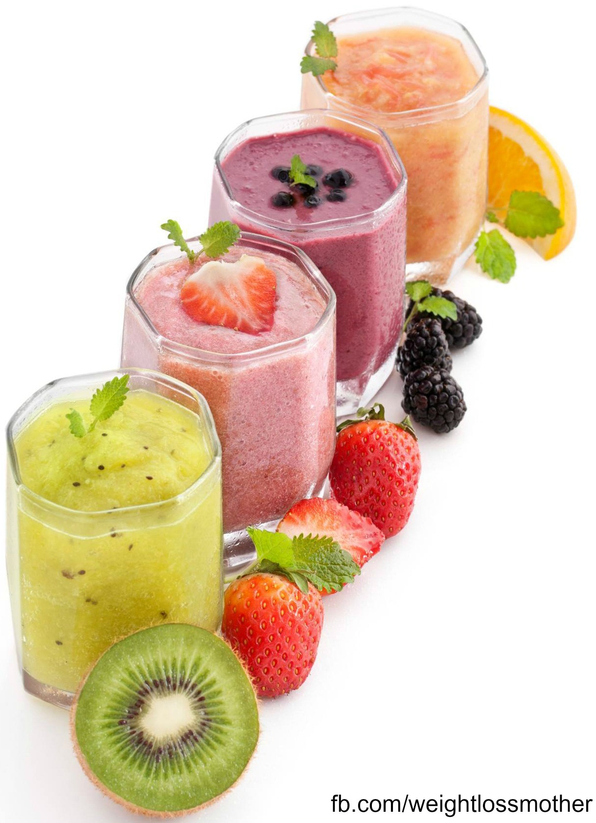 Healthy Food Smoothies  FREE Healthy Shake Recipes Natural Weight Loss