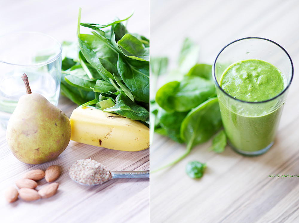 Healthy Food Smoothies  Green Smoothie Delivery Service Brings in Seed Capital in