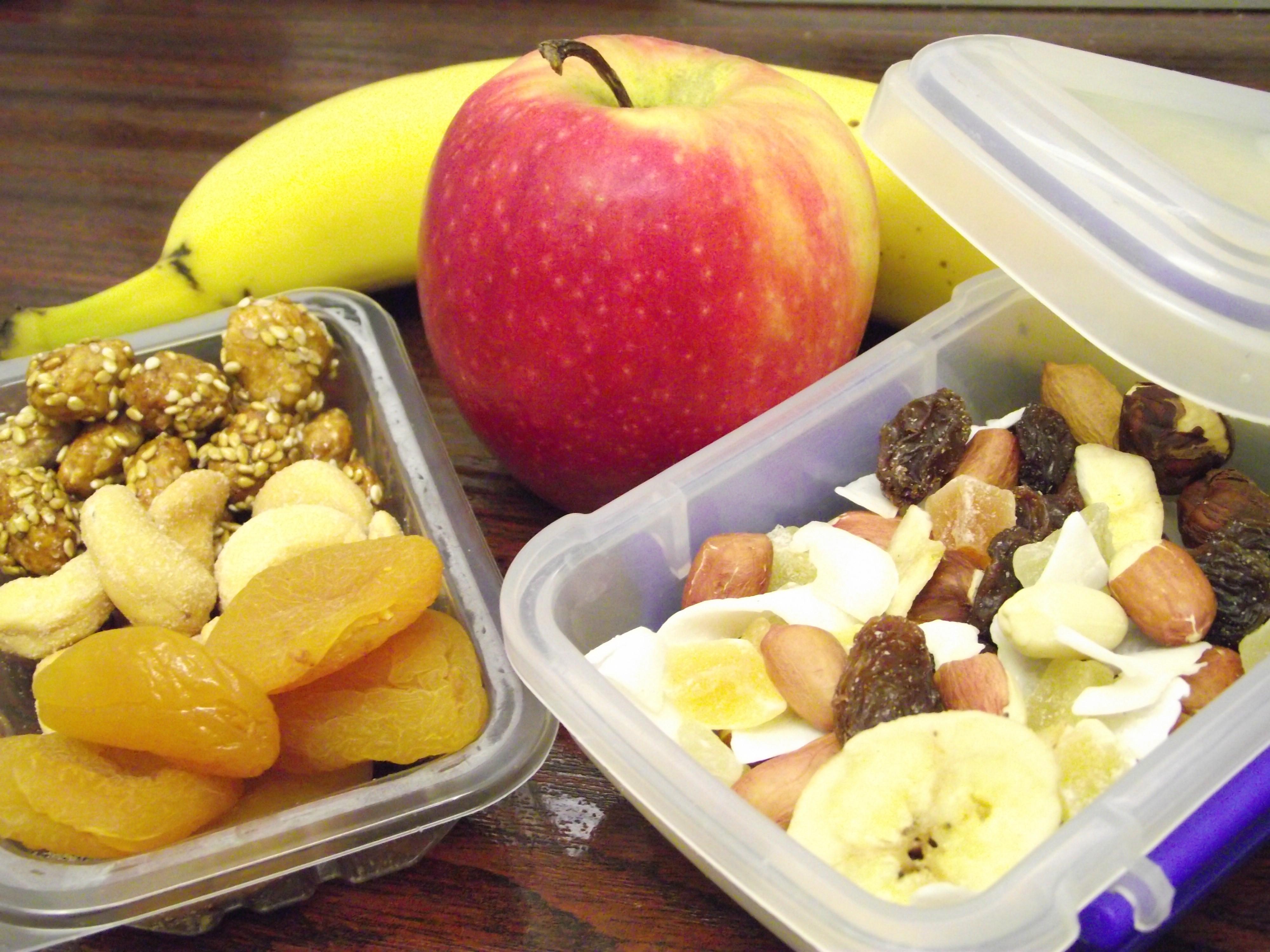 Healthy Food Snacks  Bring Healthy Snacks to Work — Career Coach Jen