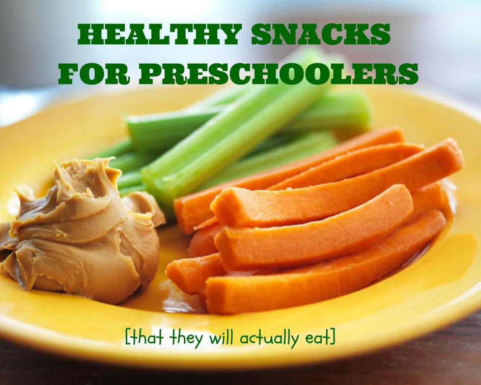 Healthy Food Snacks  Healthy Snacks for Preschoolers Mom to Mom Nutrition