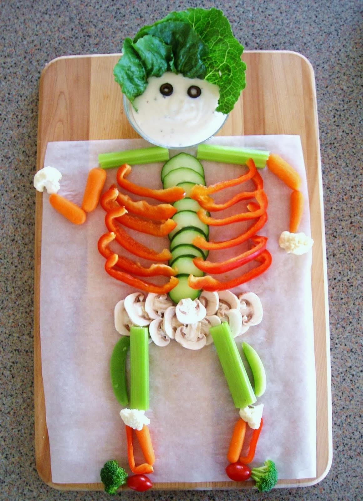 Healthy Foods And Snacks  Healthiana Healthy Halloween Snacks