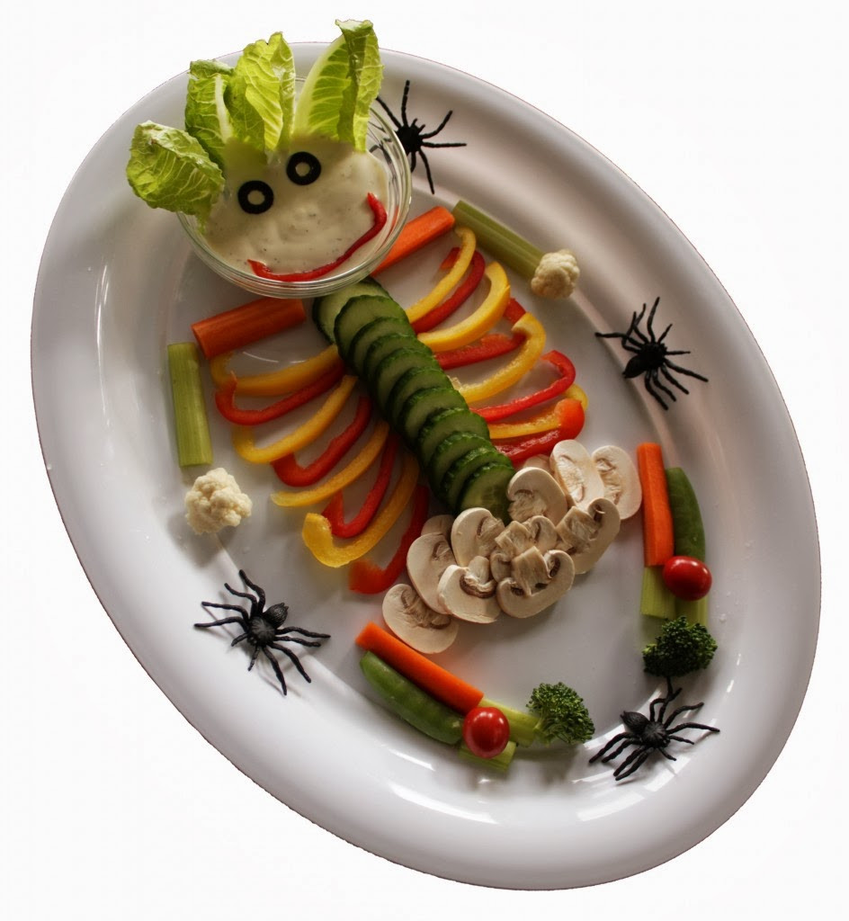Healthy Foods And Snacks  30 Delicious Halloween Snacks