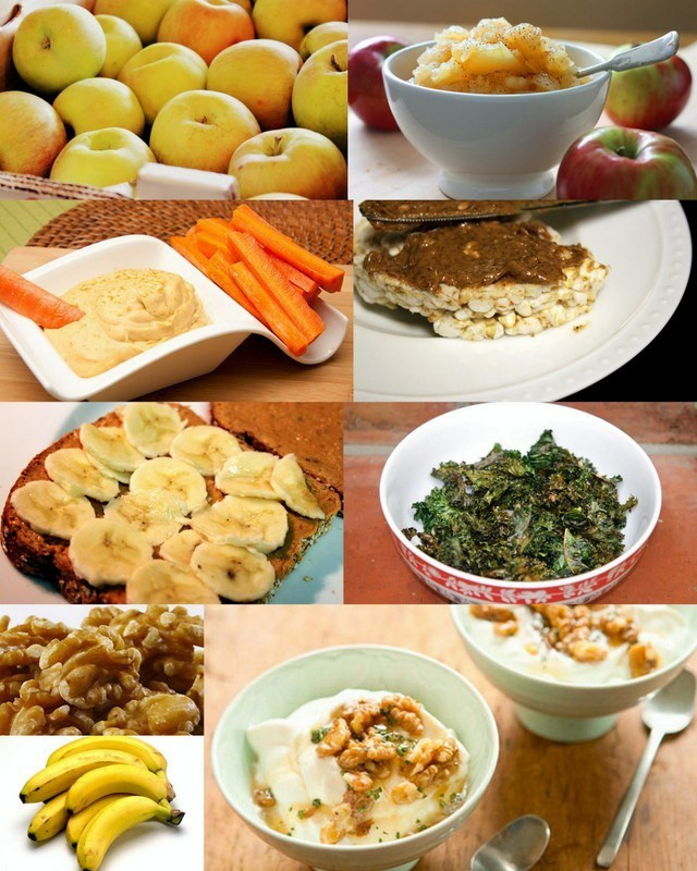 Healthy Foods And Snacks  20 Healthy Snacks for Kids College Students Home or