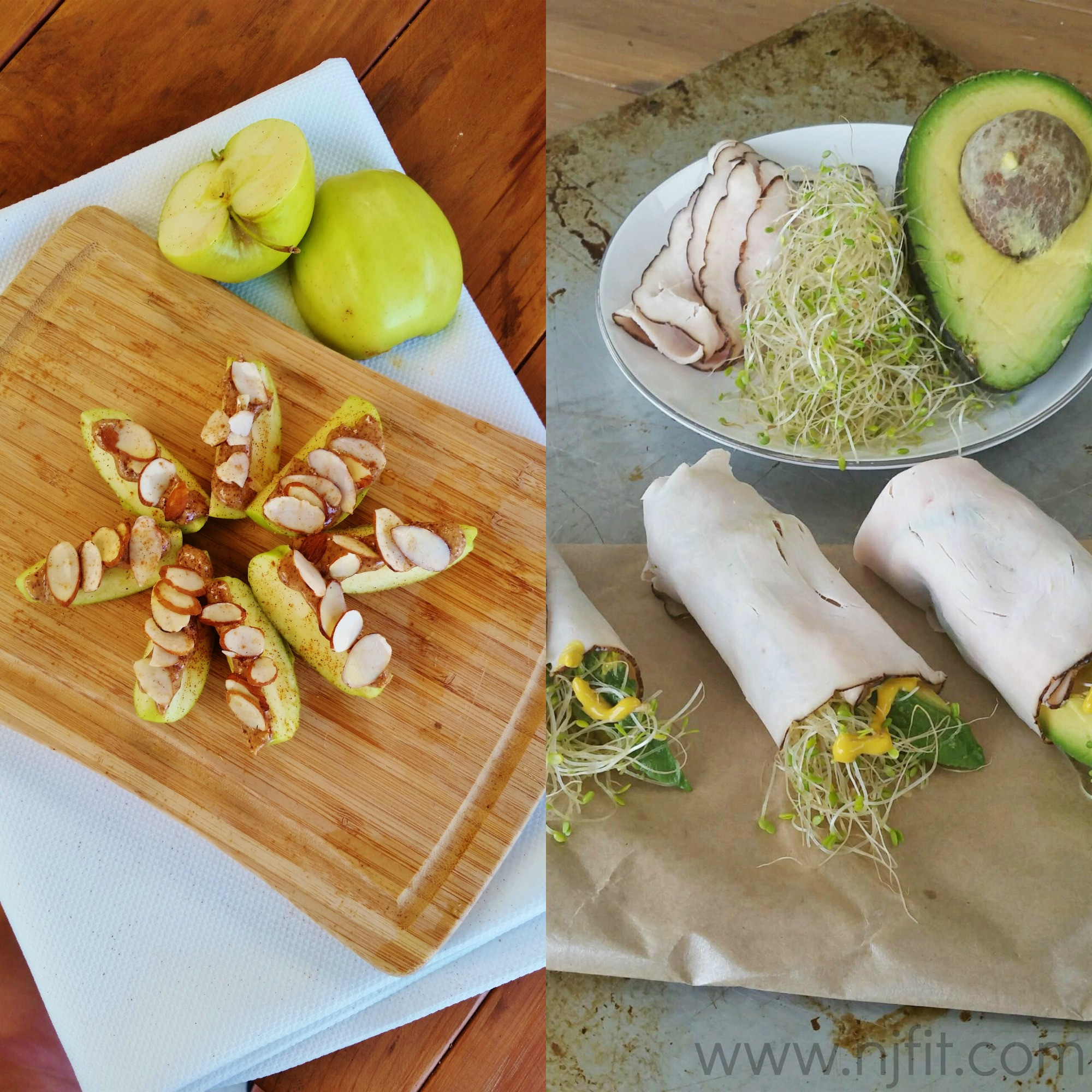 Healthy Foods And Snacks  Quick healthy snacks 2 Natalie Jill Fitness