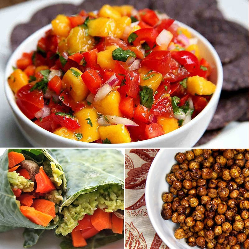 Healthy Foods And Snacks  Homemade Healthy Beach Snack Ideas