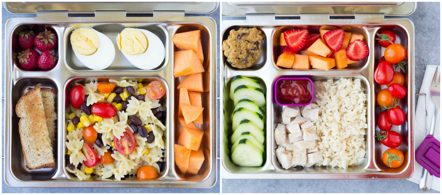 Healthy Foods For Kids' School Lunches  10 Healthy School Lunches for Kids Kristine s Kitchen