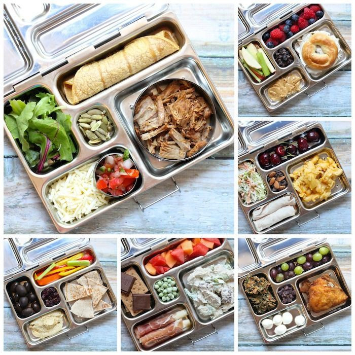 Healthy Foods For Kids' School Lunches  Healthy Back to School Lunch Ideas Moms and Kids Will Love