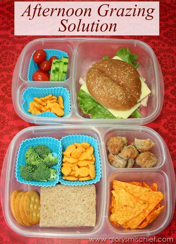 Healthy Foods For Kids' School Lunches  10 Best images about Easy Lunch Box Lunches on Pinterest
